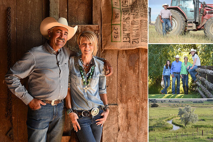 Rob & Lori – Thomas Angus Ranch, Oregon