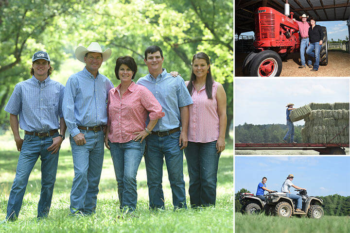 Kevin & Lydia – Yon Family Farms, South Carolina