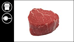Filet Mignon Tenderloin Steak