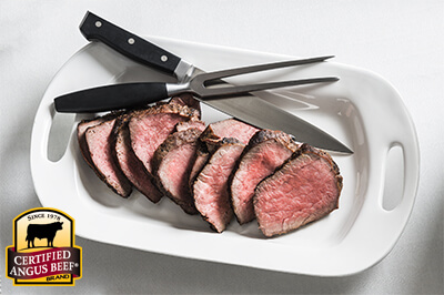 Peppered Ball Tip Roast recipe provided by the Certified Angus Beef® brand.