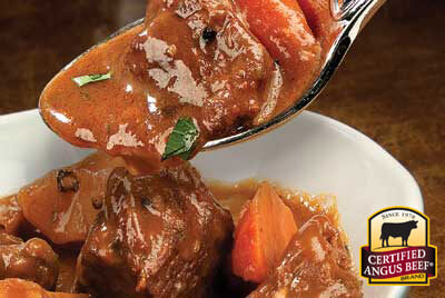 Classic Beef Stew recipe provided by the Certified Angus Beef® brand.