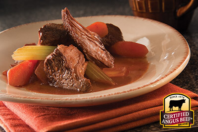 Classic Pot Roast recipe provided by the Certified Angus Beef® brand.