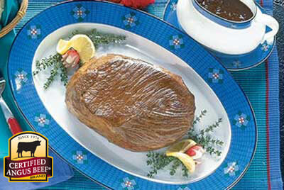 Sweet and Sour Pot Roast recipe provided by the Certified Angus Beef® brand.