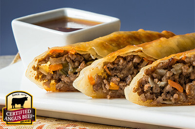 Crispy Baked Beef Stogies recipe provided by the Certified Angus Beef® brand.