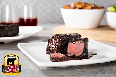 Sous Vide Beef Short Ribs recipe provided by the Certified Angus Beef® brand.