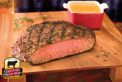 Asian Flank Steak with Beer Reduction recipe provided by the Certified Angus Beef® brand.