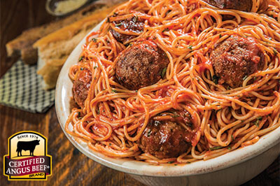 Classic Meatballs - Certified Angus Beef® Recipes | Angus beef at its ...