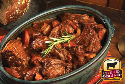 Easy Pot Roast recipe provided by the Certified Angus Beef® brand.