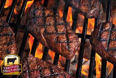 Signature Steak Marinade recipe provided by the Certified Angus Beef® brand.