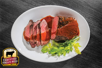 Bloody Mary London Broil recipe provided by the Certified Angus Beef® brand.