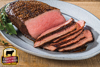 Classic Marinated London Broil recipe provided by the Certified Angus Beef® brand.