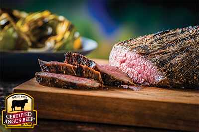 Grilled Tri-tip Roast with Santa Maria Rub recipe provided by the Certified Angus Beef® brand.