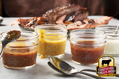 Kansas City Sweet Barbecue Sauce recipe provided by the Certified Angus Beef® brand.