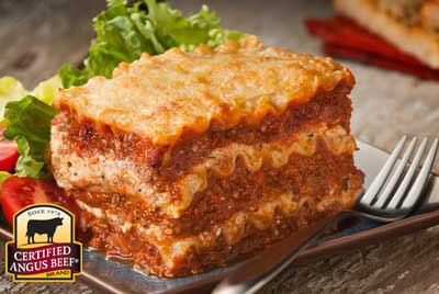 Big Beef Lasagna Certified Angus Beef 174 Recipes Angus
