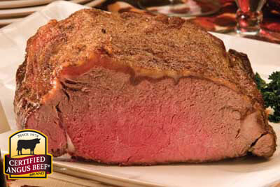 Strip Loin with Red Wine Reduction Sauce recipe provided by the Certified Angus Beef® brand.