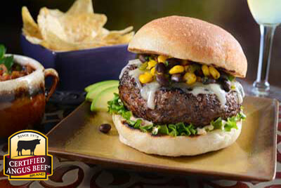 Border Burger recipe provided by the Certified Angus Beef® brand.