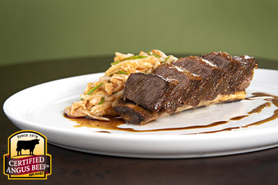 Instant Pot Korean Short Ribs recipe provided by the Certified Angus Beef® brand.