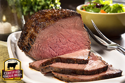 Orange Ginger Top Round Roast  recipe provided by the Certified Angus Beef® brand.