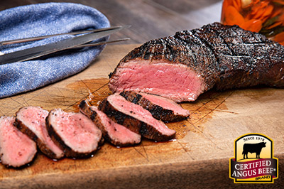 Smoked and Grilled Santa Maria Tri-tip recipe provided by the Certified Angus Beef® brand.