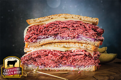 Made-From-Scratch Pastrami Brisket recipe provided by the Certified Angus Beef® brand.