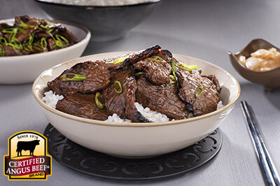 Korean-Style Boneless Short Ribs (Bulgogi) recipe provided by the Certified Angus Beef® brand.