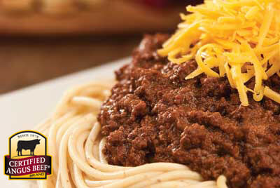 Cincinnati Style Chili recipe provided by the Certified Angus Beef® brand.