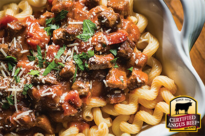 Slow Cooker Beef Italiano recipe provided by the Certified Angus Beef® brand.
