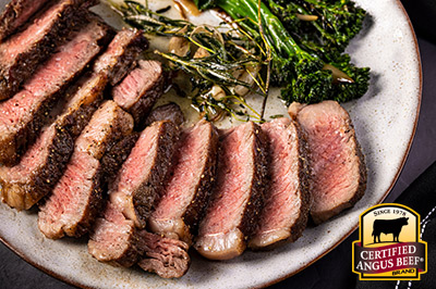 Reverse Sear Steak from Frozen  recipe provided by the Certified Angus Beef® brand.